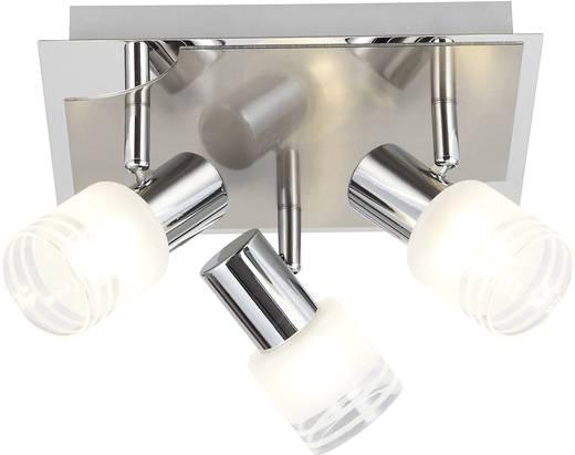 Deckenstrahler LED E14 9 W Brilliant Lea G32434/77 Chrom