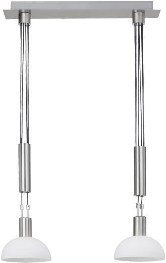 Pendelleuchte LED E14 EEK: A+ (A++ - E) 9 W Brilliant Robinia G74471/77 Chrom
