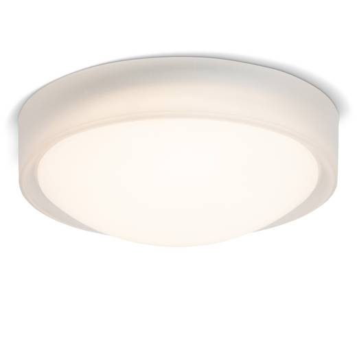 LED-Deckenleuchte 10 W Warm-Weiß Brilliant Tonia G94224/70 Transparent