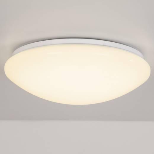 Brilliant Fakir G94246/05 LED-Deckenleuchte 12 W Warm-Weiß Weiß