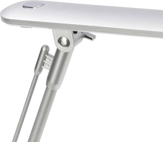 LED-Schreibtischleuchte 6 W Kalt-Weiß Brilliant Brendan G94808/11 Titan