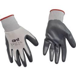 Image of AVIT AV13072 Nitril Arbeitshandschuh Größe (Handschuhe): 9, L EN 388 , EN 420 1 Paar