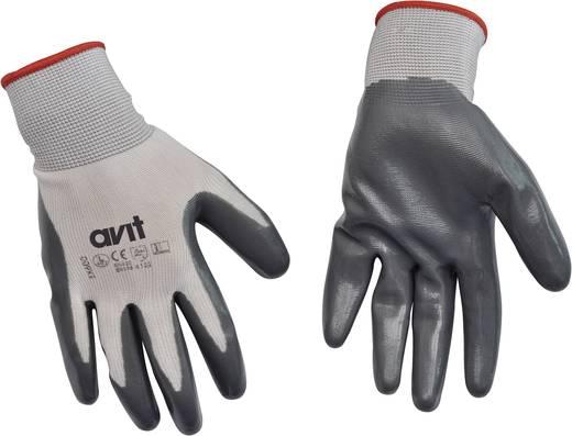 Nitril Arbeitshandschuh Größe (Handschuhe): 10, XL EN 388 , EN 420 AVIT AV13073 1 Paar