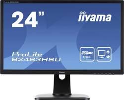 Moniteur LED 24 pouces Iiyama B2483HSU-B1DP