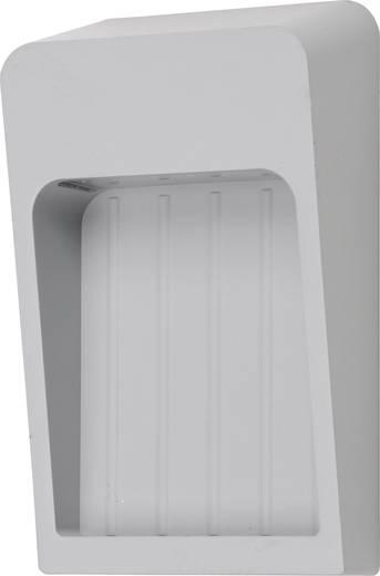 TLT International Ana LT34027 LED-Außenwandleuchte 10 W Warm-Weiß Grau