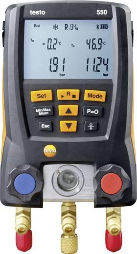 testo 550 Set digitale Monteurhilfe Schadstoff-Messgerät