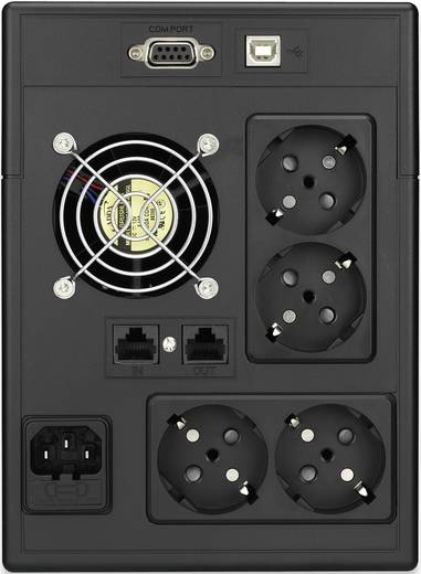 USV-Anlage 2000 VA Digitus Professional Line-Interactive USV, 2000 VA/1200 W