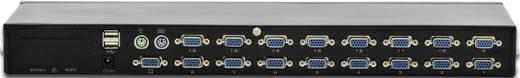 16 Port KVM-Umschalter VGA USB, PS/2 1280 x 1024 Pixel DS-23300-1 Digitus