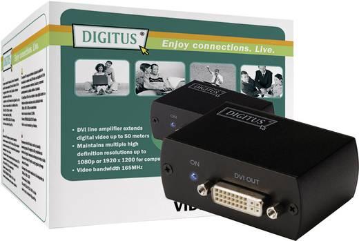 DVI Extender (Verlängerung) über Signalkabel Digitus DS-54901 50 m