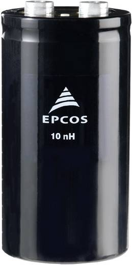 Epcos B43456A4129M000 Elektrolyt-Kondensator Schraubanschluss 12000 µF 350 V 20 % (Ø x H) 91 mm x 144.5 mm 18 St.