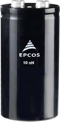 Epcos B43456A4398M000 Elektrolyt-Kondensator Schraubanschluss 3900 µF 350 V 20 % (Ø x H) 64.3 mm x 105.7 mm 50 St. Tra