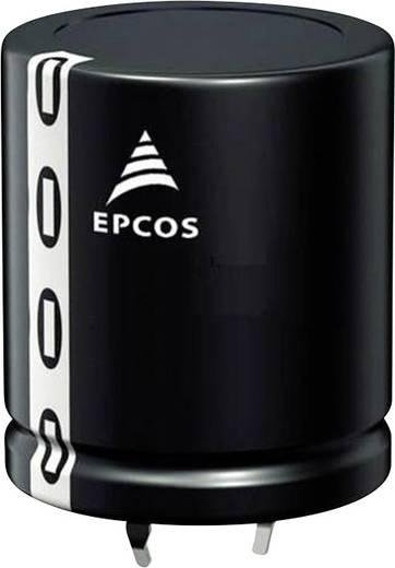 Epcos B43501B2128M000 Elektrolyt-Kondensator SnapIn 1200 µF 250 V 20 % (Ø x H) 35 mm x 40 mm 240 St. Tray