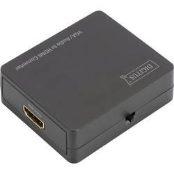 AV konvertor VGA zásuvka, jack zásuvka 3,5 mm ⇔ HDMI zásuvka Digitus DS-40131 DS-40131
