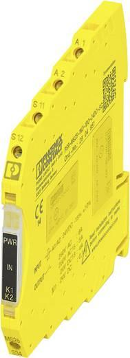 Sicherheitsrelais 1 St. PSR-MS25-1NO-1DO-24DC-SC Phoenix Contact Betriebsspannung: 24 V/DC 1 Schließer (B x H x T) 6.8 x