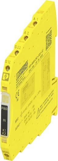 Sicherheitsrelais 1 St. PSR-MS60-2NO-24DC-SC Phoenix Contact Betriebsspannung: 24 V/DC 2 Schließer (B x H x T) 6.8 x 93.