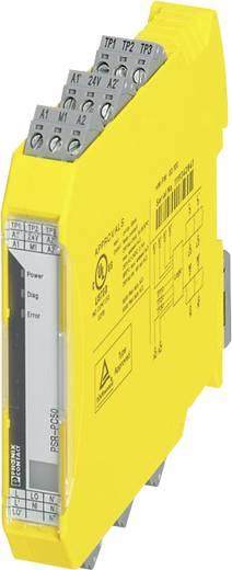 Sicherheitsrelais 1 St. PSR-PC50-1NO-1DO-24DC-SP Phoenix Contact Betriebsspannung: 24 V/DC 1 Schließer (B x H x T) 12.5