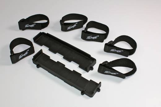 Ersatzteil Team C T08821 Batteriehalter inkl. Klettband