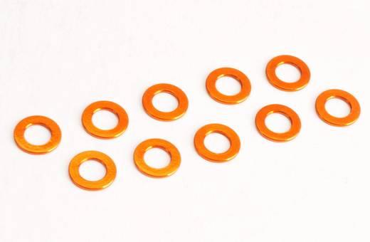 Ersatzteil Team C TU1012 Beilagscheiben M3 0.5mm orange