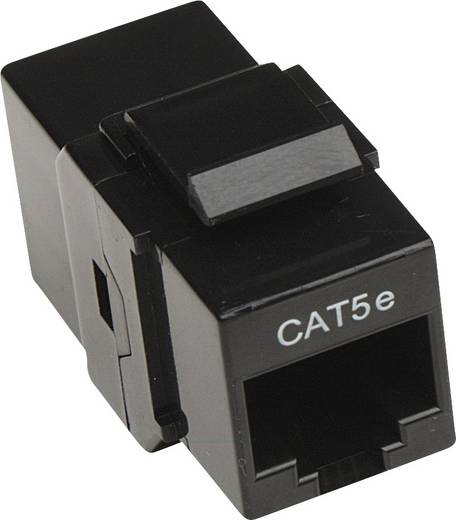 RJ45-Einbaumodul Keystone CAT 5e Intellinet 504775