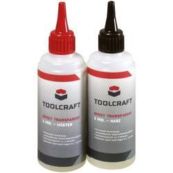 Image of TOOLCRAFT 1347649 Epoxy transparent 5 1 Set