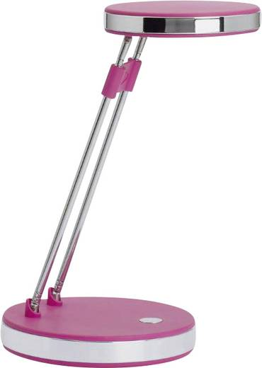 Maul uck 8201222 LED-Schreibtischleuchte 5 W Tageslicht-Weiß Pink