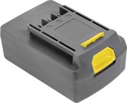 Náhradní akumulátor Wolf Garten 41A20--M650 Vhodné pro CSA 700, PSA 700, HTA 700, GTA 700, BA 700