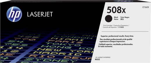 HP Toner 508X CF360X Original Schwarz 12500 Seiten