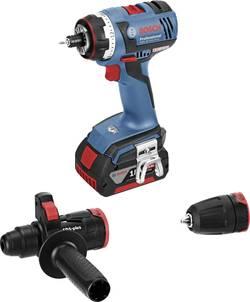Aku vrtací šroubovák Bosch Professional GSR 18 V-EC FC2 2 06019E1103, 18 V, 4 Ah, Li-Ion akumulátor