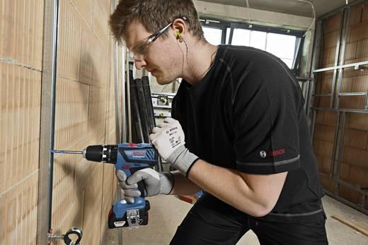 Bosch Professional GSB 18-2-LI Plus Akku-Schlagbohrschrauber 18 V 2 Ah Li-Ion inkl. 2. Akku, inkl. Koffer