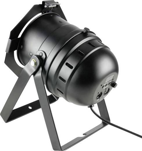 LED-PAR-Scheinwerfer Cameo CLP56Q8WBS Anzahl LEDs: 9 x 8 W Schwarz