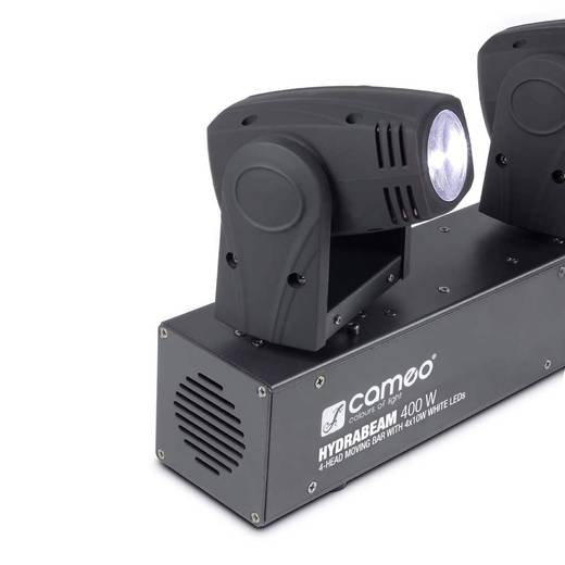 LED-Moving Head Cameo Hydrabeam 400 White Anzahl LEDs:4 x 10 W