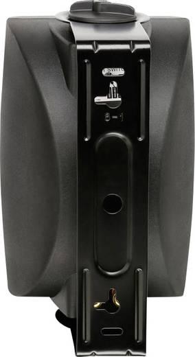 ELA-Lautsprecherbox LD Systems LDCWMS42B100V 20 W Schwarz 1 Paar