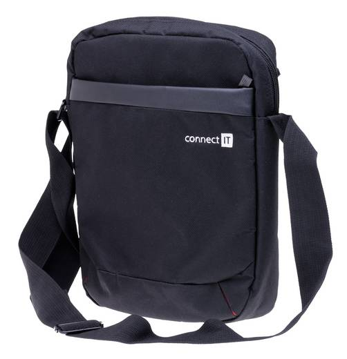 "connect IT Notebook Tasche Universal Tablet Passend für maximal: 25,7 cm (10,1"") Schwarz"