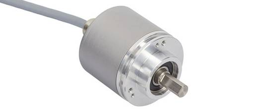Posital Fraba Multiturn Drehgeber 1 St. OCD-S5A1G-1416-C060-2AW Optisch Klemmflansch