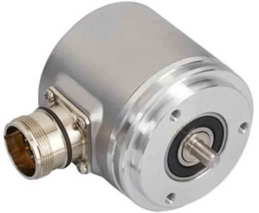 Multiturn Drehgeber 1 St. Posital Fraba OCD-S5C1B-1416-SA10-PRP Optisch Synchronflansch