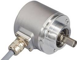 Codeur SSI avec RAZ, incrémental (Push-Pull) monotour Posital Fraba OCD-S6E1G-0016-C100-2RW optique bride de serrage 1