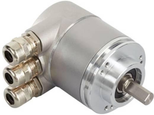 Posital Fraba Multiturn Drehgeber 1 St. OCD-DPC1B-1416-C100-H3P Optisch Klemmflansch