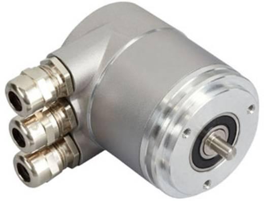 Posital Fraba Multiturn Drehgeber 1 St. OCD-DPC1B-1416-SA10-H3P Optisch Synchronflansch