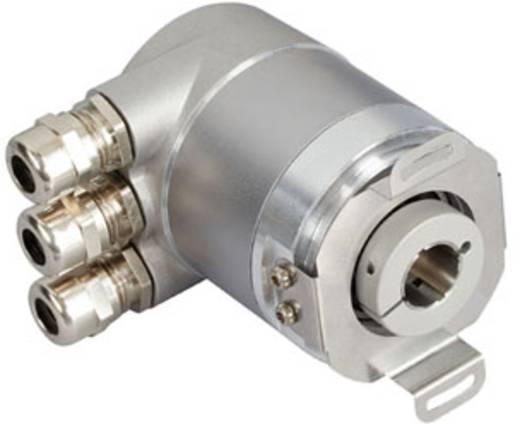 Posital Fraba Multiturn Drehgeber 1 St. OCD-DPC1B-1416-B100-H3P Optisch Sackloch-Hohlwelle