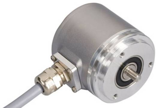Posital Fraba Multiturn Drehgeber 1 St. OCD-S6B1G-1416-SA10-2RW Optisch Synchronflansch