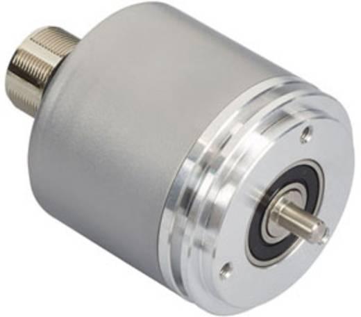 Multiturn Drehgeber 1 St. Posital Fraba OCD-S3D1B-1416-S100-PAL Optisch Synchronflansch