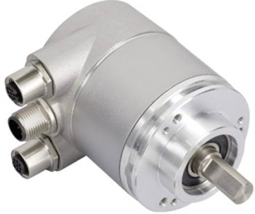 Posital Fraba Multiturn Drehgeber 1 St. OCD-EC00B-1416-C100-PRM Optisch Klemmflansch