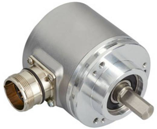 Multiturn Drehgeber 1 St. Posital Fraba OCD-S6A1B-1416-C10S-PRP Optisch Klemmflansch