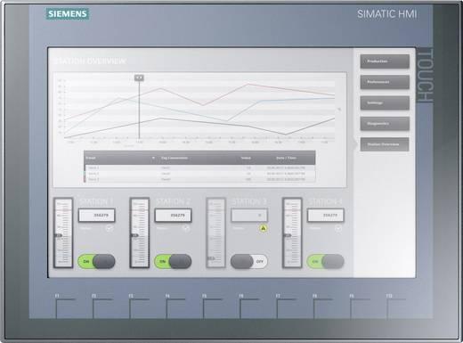 SPS-Displayerweiterung Siemens SIMATIC HMI KTP1200 BASIC DP 6AV2123-2MA03-0AX0 24 V/DC