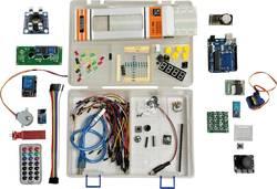 Startovací sada Allnet ArdDevKIT1 138276 pro Arduino, ATMega328, s USB a zásuvkovou lištou