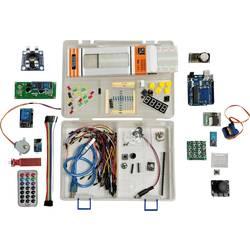 Startovací sada Allnet Starter Kit UNO R.3 SET ArdDevKIT1_v2 pro Arduino, ATMega328, s USB a zásuvkovou lištou