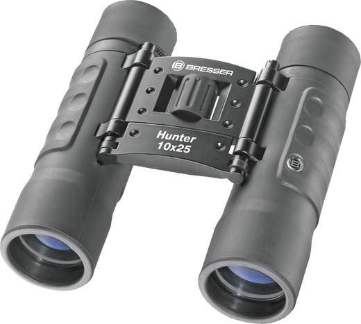 Bresser Optik Hunter Fernglas 10 x 25 mm Schwarz
