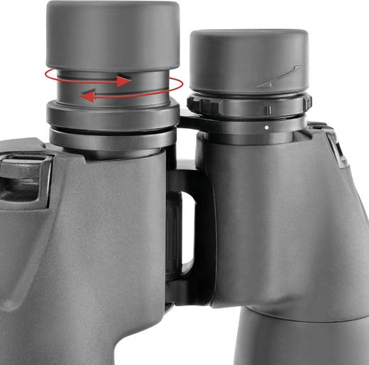 Bresser Optik Corvette Fernglas 10 x 50 mm Schwarz