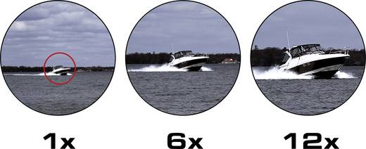 Zoom-Monokular mit Bildstabilisator