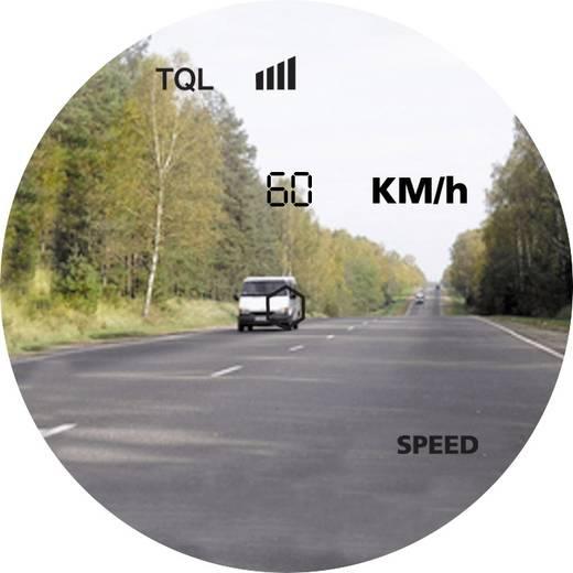 Entfernungsmesser Bresser Optik Distanz- & Geschwindigkeitsmesser mit Live Mode 6 x 25 mm Reichweite 5 bis 800 m